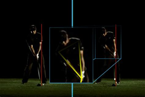 golf swing attack angle joe french analysis swing check the sand trap