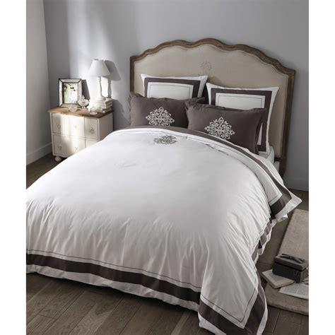 cotton comforters king montesquieu cotton king size bedding set in white 220 x