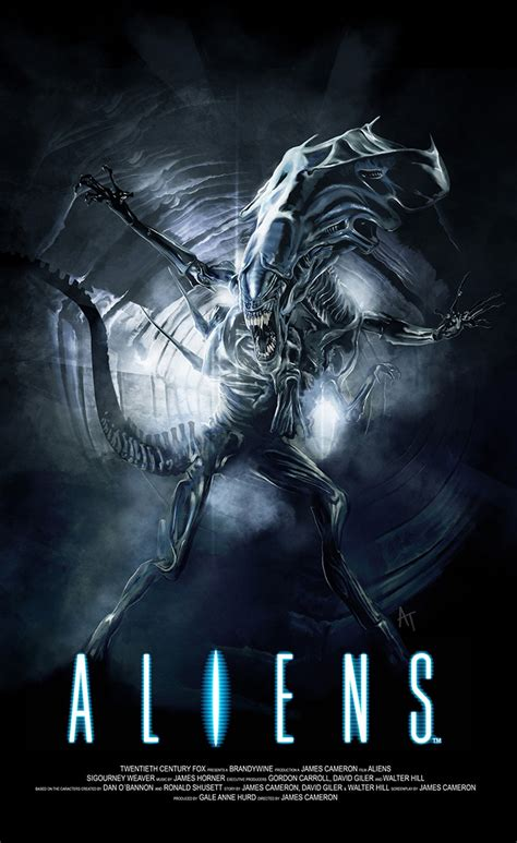 Cameron S Aliens With A Archives Home Of The Alternative Poster