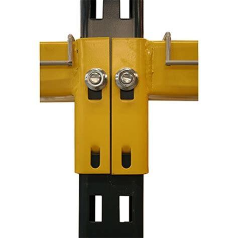 Shelf Identification by T Bolt Style Pallet Racking