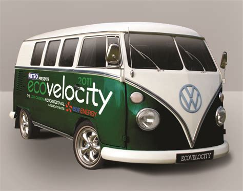future volkswagen van concept of the day ecovelocity s future proof vw cer