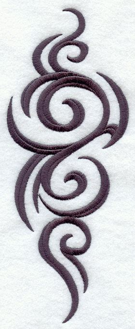 tribal swirl tattoos tribal swirl designs www imgkid the image