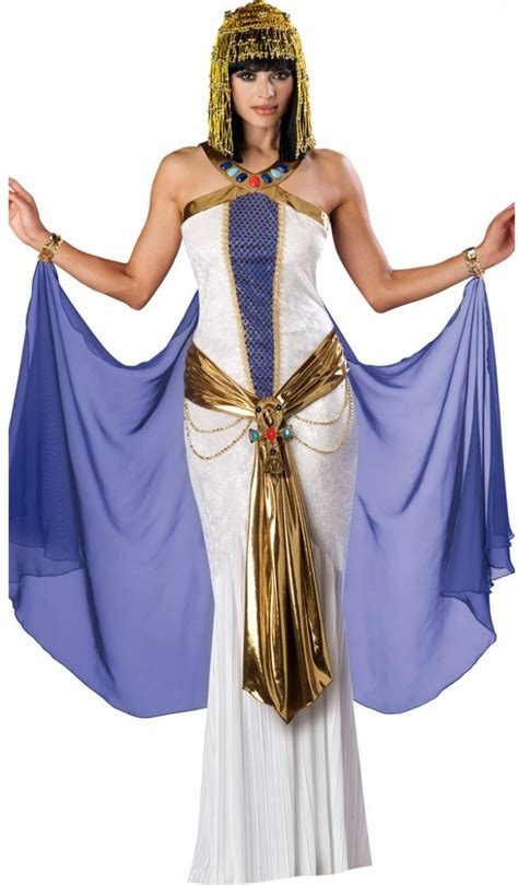 egyptian pattern clothes cleopatra queen of the nile ladies egyptian dress up costume