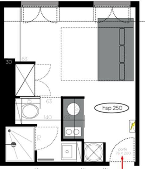 Plan Studio 12m2 by Solutionappart Am 233 Nagement D Un Studio De 20m2