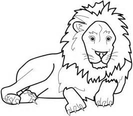 image lion imprimer