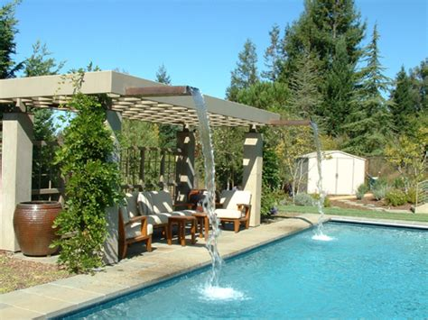 pool fountain ideas intex swimming pool fountain design ideas home trendy