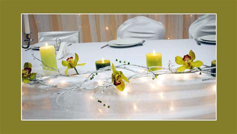 Tischdeko Hochzeit Kerzen by Tischdeko Hochzeit