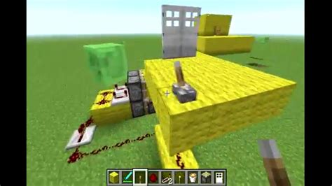 Minecraft Secret Trap Door by How To Make A Trap Door In Minecraft