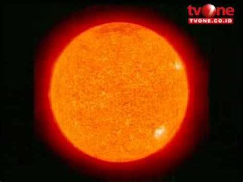 nasa tangkap gambar ledakan  matahari youtube