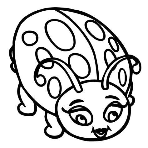 coloring book ladybug ladybug coloring pages