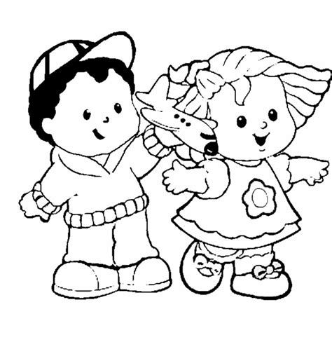 disegni bambini bambini disegni da colorare