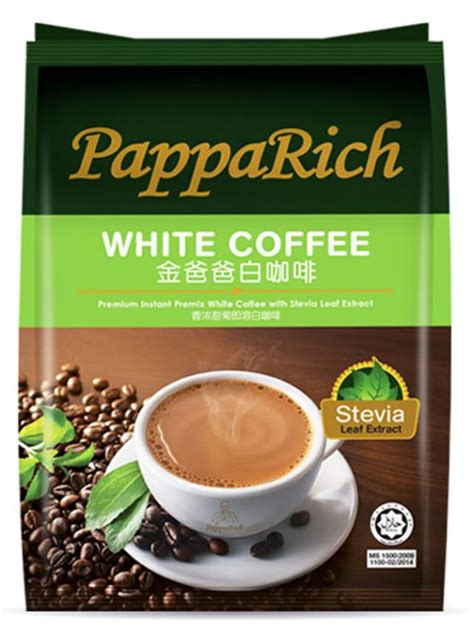 Coffee Tree Penang White Coffee No Sugar Added 450g eight kingdom penang original durian white coffee white coffee market malaysia