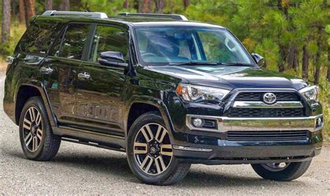 2019 Toyota 4runner News by 2019 Toyota 4runner Preview And News Autocarpers