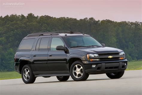 how to learn about cars 2003 chevrolet trailblazer parking system chevrolet trailblazer ext specs 2002 2003 2004 2005 2006 autoevolution