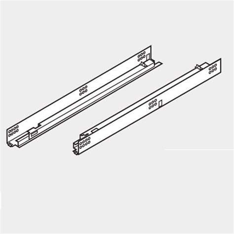 Blum Tandem Drawer Slides by Blum Tandem 552h 21 Quot Drawer Slide W Std Locking Devices