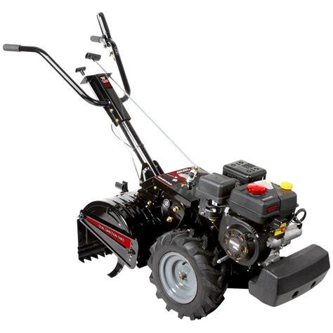 Craftsman Garden Tiller by Craftsman 23000 208cc Dual Rotating Rear Tine Tiller