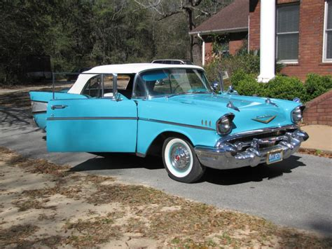 chevrolet 1957 for sale 1957 chevy bel air convertible for sale