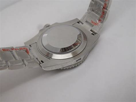 Rolex Submariner Mesin Silver Clone Saphire New submariner spot on replica watches and reviews