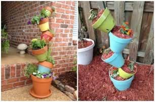 d 233 coration jardin pots de fleurs exemples d am 233 nagements