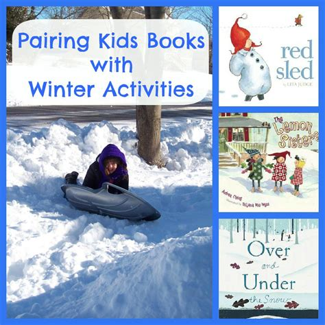 the winter station books imagination station got winter try these snow and