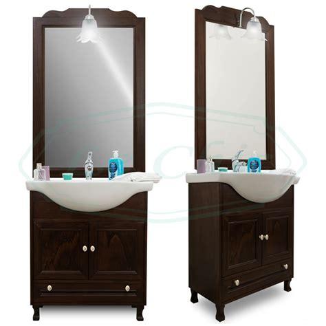 mobili bagno piccoli spazi arredo bagno in legno arte povera per piccoli spazi