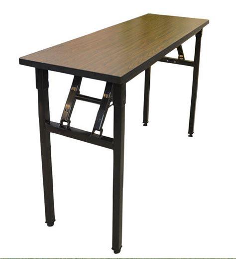 Melamine Table by Melamine Table Top Rectangular Folding Banquet Table Lq