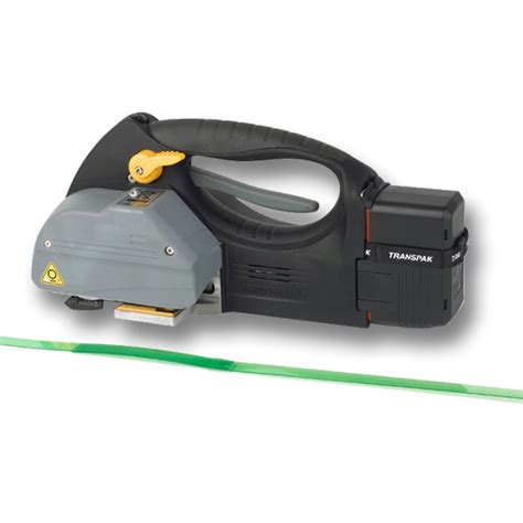 L Battery Operated by Vt550l Battery Powered Strapping Tool Rapid Packaging