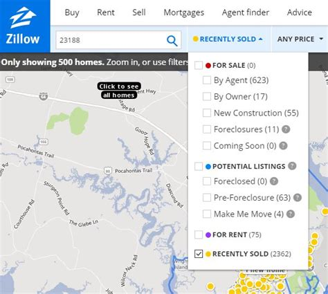 zillow zestimates and home pricing