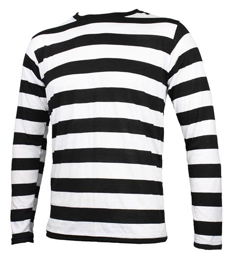 Small Stripe M L Xl Big Stripe L Xl Colored Top 31461 nyc sleeve pierrot mime stripe striped