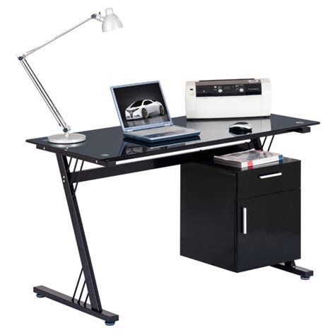 Cheap Black Computer Desk Student Desk Shop For Cheap Office Supplies And Save