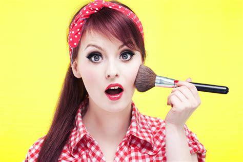 imagenes maquillaje retro maquillaje para graduaci 243 n 1001 consejos