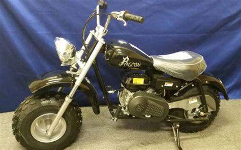 best mini bike falcon mini bike 200