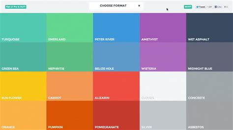 flat ui color flat ui colors don t do s with jquery usability the