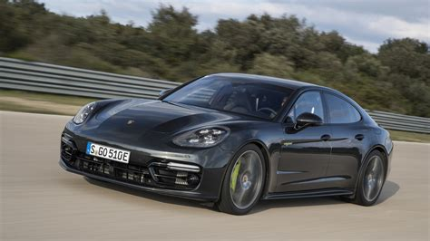 Porsche Turbo Hp by 2018 Porsche Panamera Turbo S E Hybrid Unleashes 680 Hp