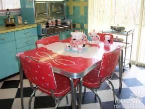 retro kitchen table sets pin by el katz on mcm kitchen bathroom