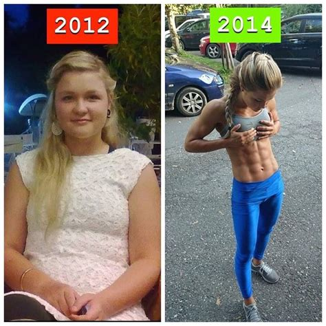 jacquie et michel wife 20 female weight loss before and afters ending in ripped 6