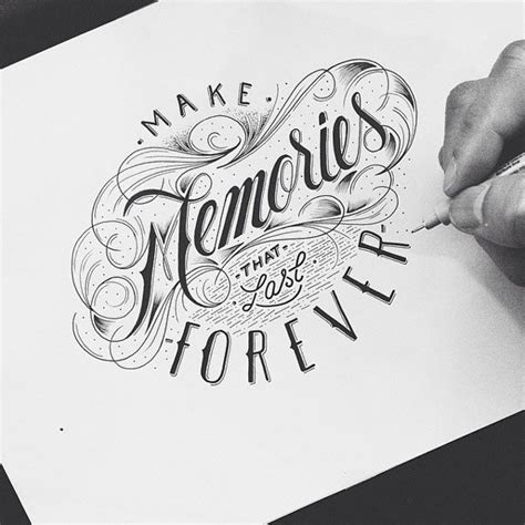 40 beautiful hand lettering typography by raul alejandro