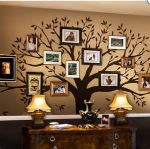 dise 209 o y decoracion de interiores moda sin pasaporte hand painted family tree mural wall art pinterest