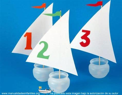 imagenes de barcos de material reciclado barquitos reciclados actividades para ni 241 os
