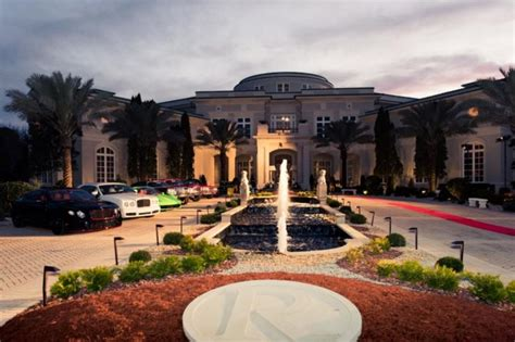 rick ross s house rick ross house is ridiculous