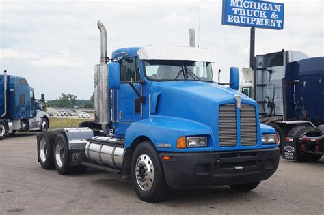 used kenworth used 1993 kenworth t600 daycab for sale 521404