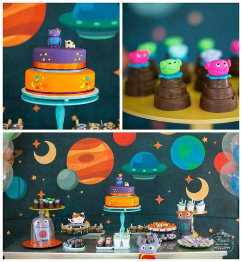 Birthday Party Decorations In Home by 396 Best Images About Space Party On Pinterest