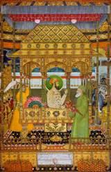Jodha Aminah bnf miniatures et peintures indiennes
