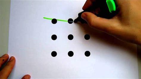 acertijos cortos para ni os 191 eres capaz de unir 9 puntos con 4 l 237 neas rectas pequeocio