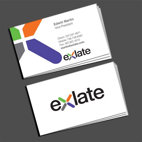 Business Card Template For Printing Press by Nyc Printing Services Ordering Offset Digital