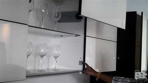 Automatic Cabinet Door Opener Bar Cabinet Automatic Cabinet Door Opener