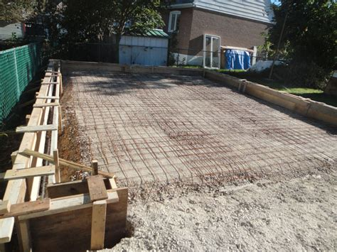 How To Build A Foundation For A Garage by Garage Building Contractors Toronto Gta