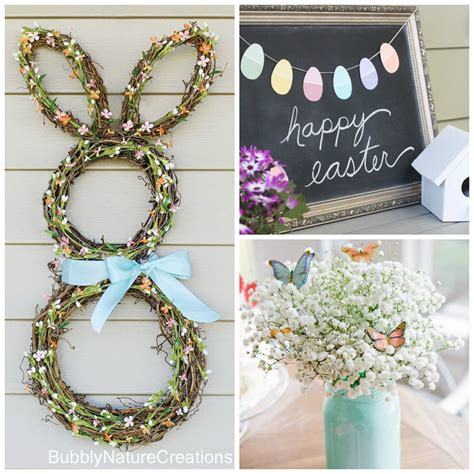 easter home decor 20 easter home decor ideas you don t to hunt for