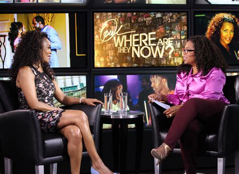 Foxx Regrets Oprah Quip by Blazin Clip Vivica A Fox Sits With Oprah And Shares