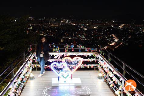 Gembok Di Namsan Tower namsan seoul tower landmarknya kota seoul jalan jajan hemat